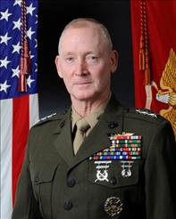 Lieutenant General Richard T. Tryon