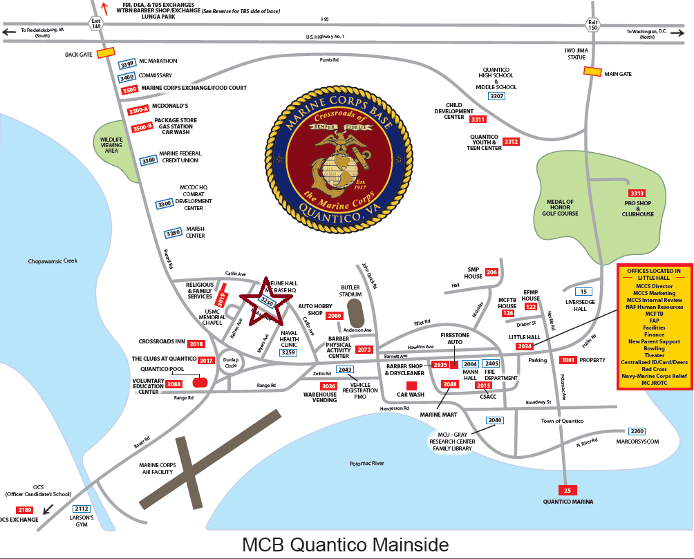 Marine Corps Base Hawaii Map.Marine Corps Defense Services Organization Locations Rdc