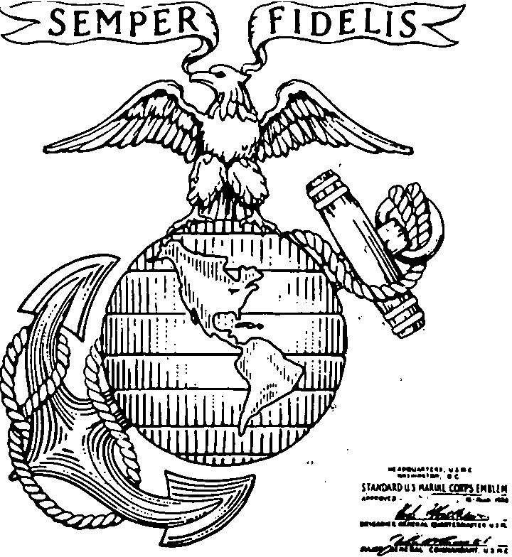 image regarding Printable Marine Corps Emblem titled Office environment of U.S. Maritime Corps Conversation \u003e Programs \u003e Maritime