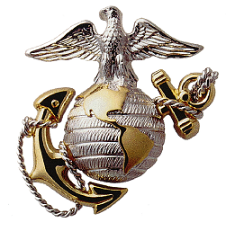 What is the Marine Corps Emblem?