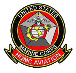 Emblem of the USMC Department of Aviation (AVIATION)