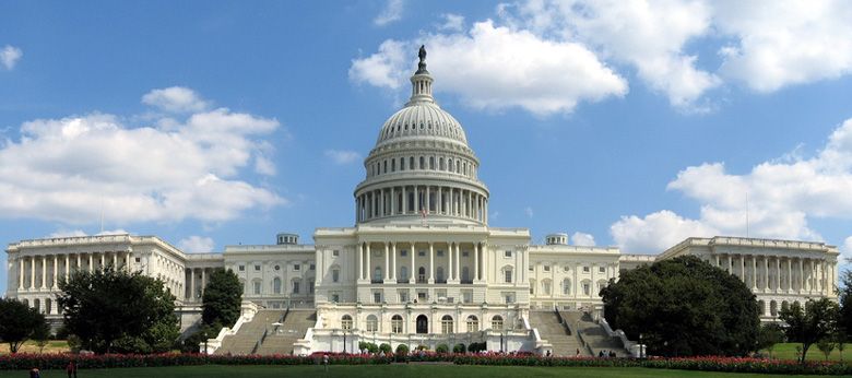 Picture of the U.S. Capitol Building